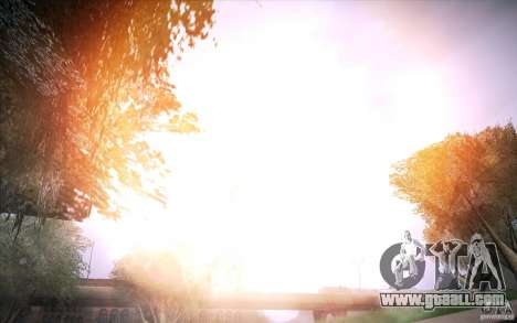 Lensflare 1.1 Final for GTA San Andreas second screenshot