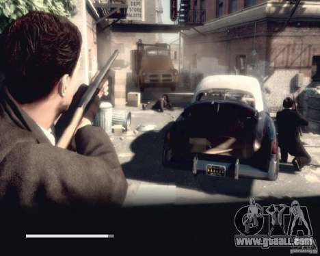 Loading screens of Mafia 2 for GTA San Andreas ninth screenshot