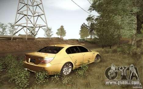 Beautiful ENBSeries for GTA San Andreas sixth screenshot