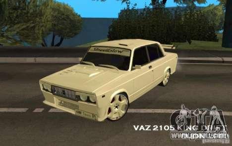 VAZ 2105 Drift King for GTA San Andreas