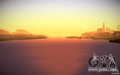 HD Water v4 Final for GTA San Andreas