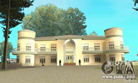 A Villa for GTA San Andreas third screenshot