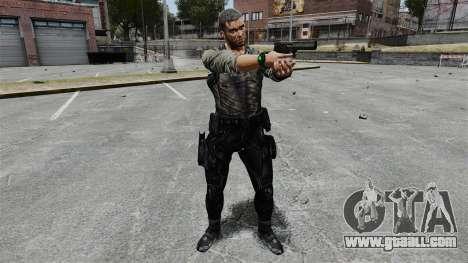 Sam Fisher v8 for GTA 4 forth screenshot