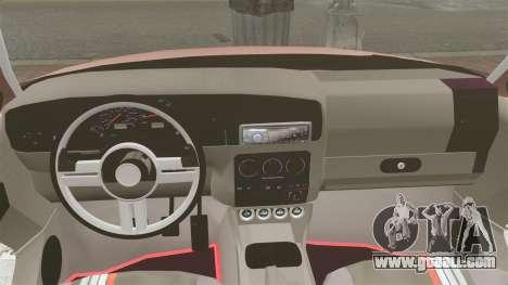 Volkswagen Golf MK3 Turbo for GTA 4 side view