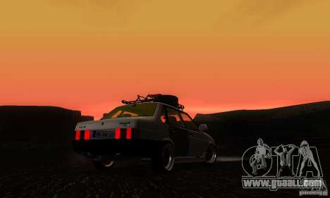 VAZ 21099 Rat Look for GTA San Andreas left view