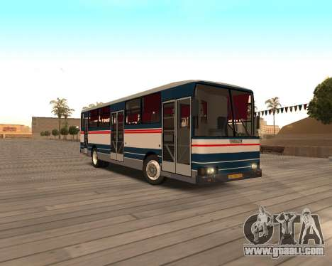 Autosan H10-11B for GTA San Andreas