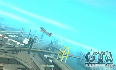 Revitalizing airports for GTA San Andreas forth screenshot