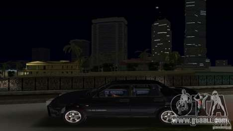 VAZ 21099 DeLuxe for GTA Vice City right view