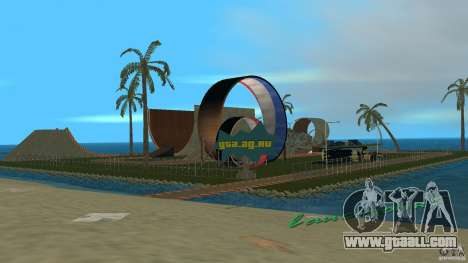 Bobeckas Park for GTA Vice City