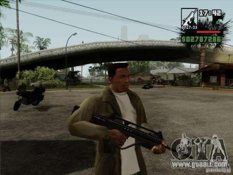 Katiba for GTA San Andreas second screenshot