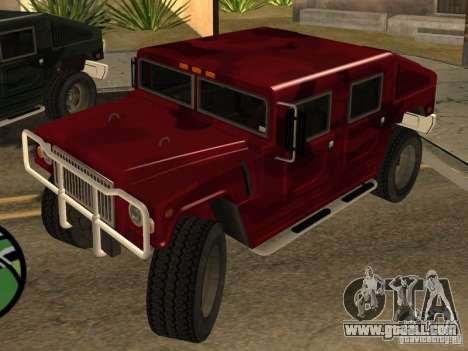 GTA3 HD Vehicles Tri-Pack III v.1.1 for GTA San Andreas