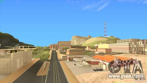 BM Timecyc v1.1 Real Sky for GTA San Andreas eighth screenshot
