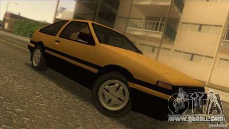 Shine Reflection ENBSeries v1.0.1 for GTA San Andreas third screenshot