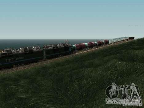 Vl80s-2532 for GTA San Andreas inner view