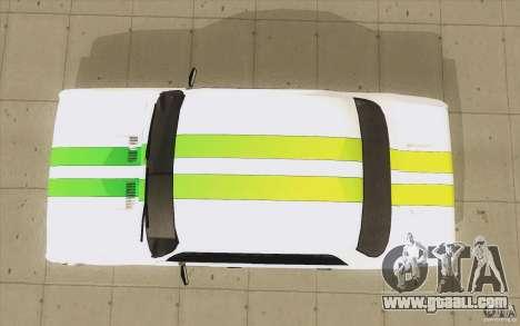 Fiat 125p for GTA San Andreas interior