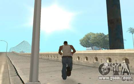 The best effects from GTA IV for GTA San Andreas second screenshot