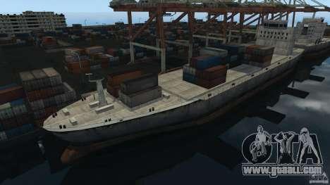 Tokyo Docks Drift for GTA 4 forth screenshot