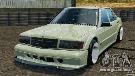 Mercedes-Benz 190E 2.3-16 sport for GTA 4