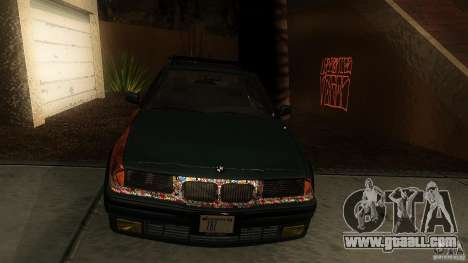 BMW E36 Daily for GTA San Andreas right view
