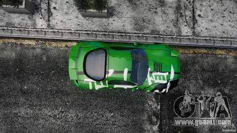 Mazda RX-7 Bushido for GTA 4