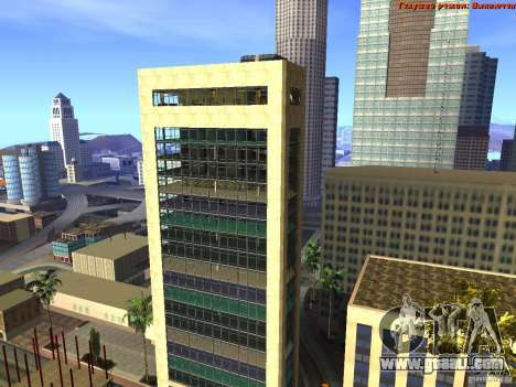 20th floor Mod V2 (Real Office) for GTA San Andreas third screenshot