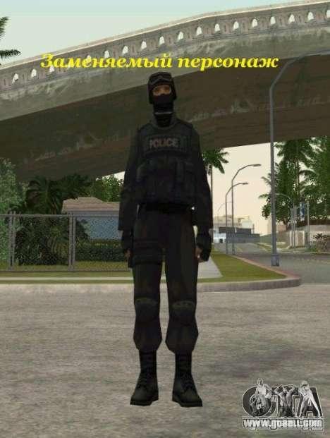 Skins Of S.T.A.L.K.E.R. for GTA San Andreas