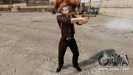 Ryan Reynolds (Nick Walker) for GTA 4 forth screenshot