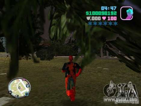 Deadpool for GTA Vice City