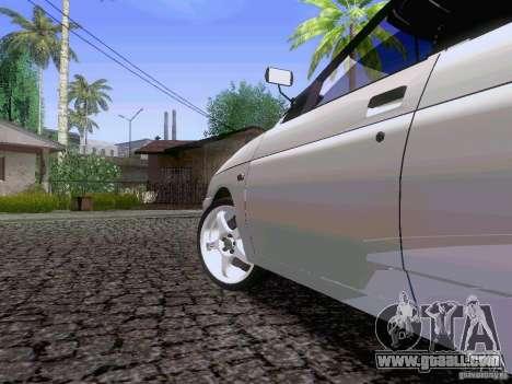 LADA 21103 Maxi for GTA San Andreas upper view