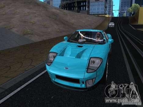 ENBSeries from Rinzler for GTA San Andreas twelth screenshot