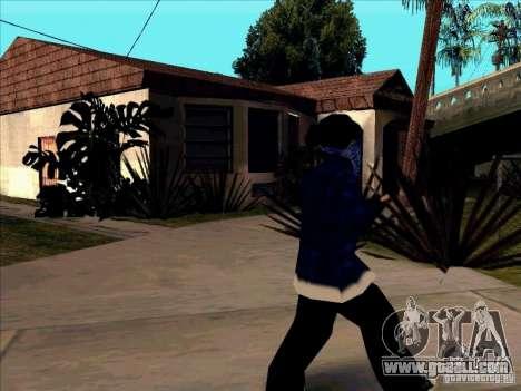 Crips Gang for GTA San Andreas third screenshot