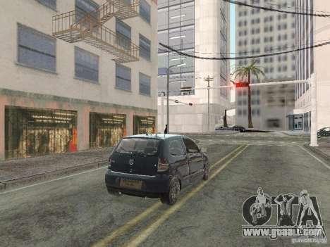 Volkswagen Fox 2011 for GTA San Andreas left view