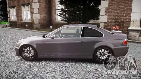 BMW 3 Series E46 v1.1 for GTA 4 left view