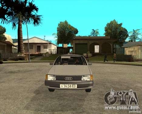 Audi 100 for GTA San Andreas