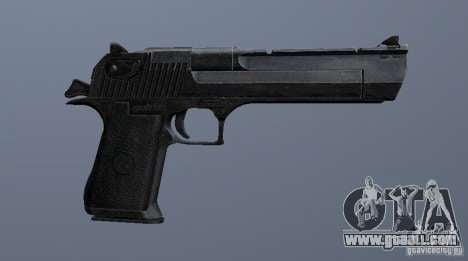 Desert Eagle - New model for GTA San Andreas forth screenshot