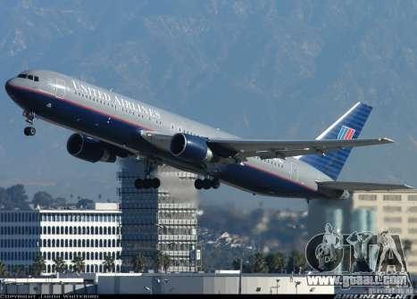 Loading screens Boeing 767 for GTA San Andreas seventh screenshot