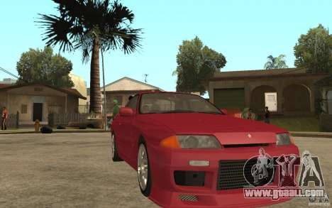 Nissan GTS-T 32 Beta for GTA San Andreas back view