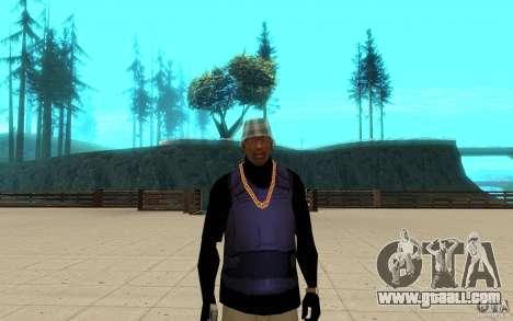 Bronik skin 5 for GTA San Andreas