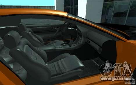 Mitsubishi 3000GT for GTA San Andreas right view