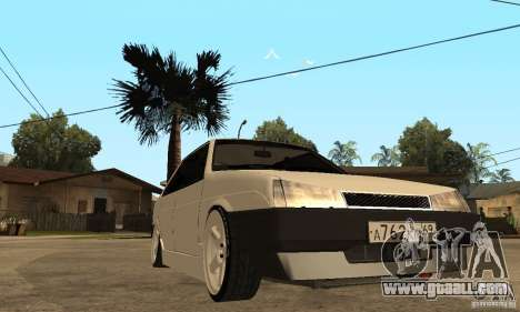 Lada 21099 Light Tuning for GTA San Andreas