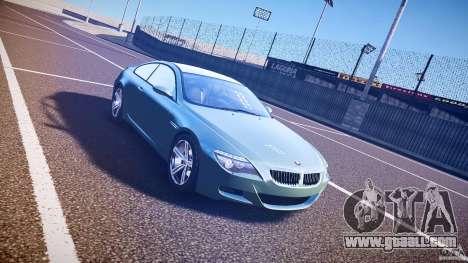 BMW M6 v1.0 for GTA 4