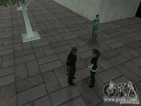 SFnews or the opportunity to give an interview for GTA San Andreas third screenshot