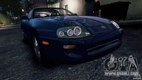 Toyota Supra RZ 1998 for GTA 4
