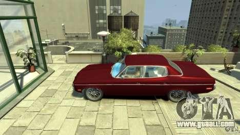 AMC Matador for GTA 4 left view