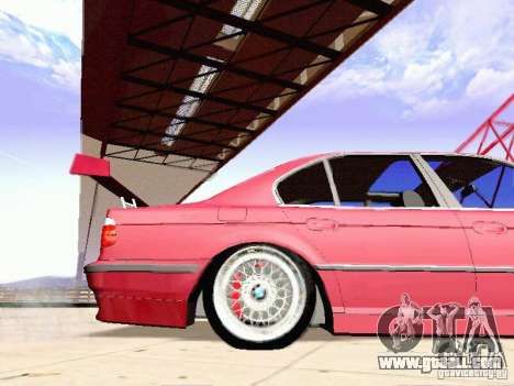 BMW 740i Tuned For Drift for GTA San Andreas left view