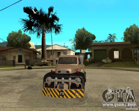1951 Ford Wrecker for GTA San Andreas back view