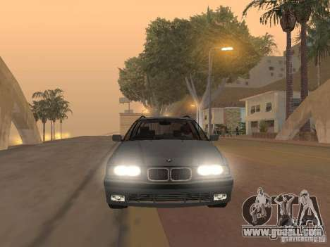 BMW 318 Touring for GTA San Andreas side view