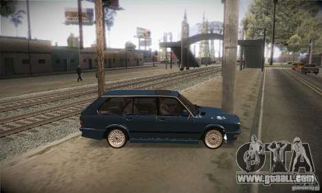 Intangible posts for GTA San Andreas third screenshot