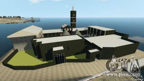 Grand Mosque of Diyarbakir for GTA 4