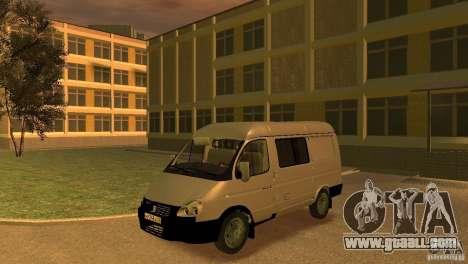 GAZ 2752 Sobol for GTA 4